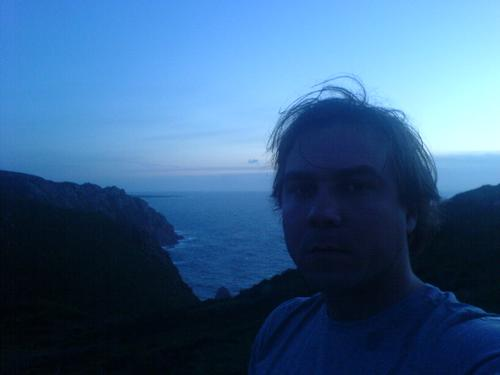 JC no Cabo da Roca