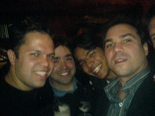 Pinhal, Felipe, Miaw, JC