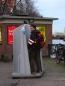 Eric no urinol publico - Amsterdam