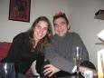 Eric e Emilie Feddal - virada do ano 2008