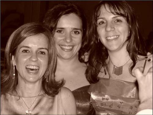 Cristina Prado, Alessandra, Jessica