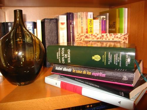 Los libros que estoy leyendo
