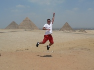 Pirâmides de Gizé, 5.000 anos