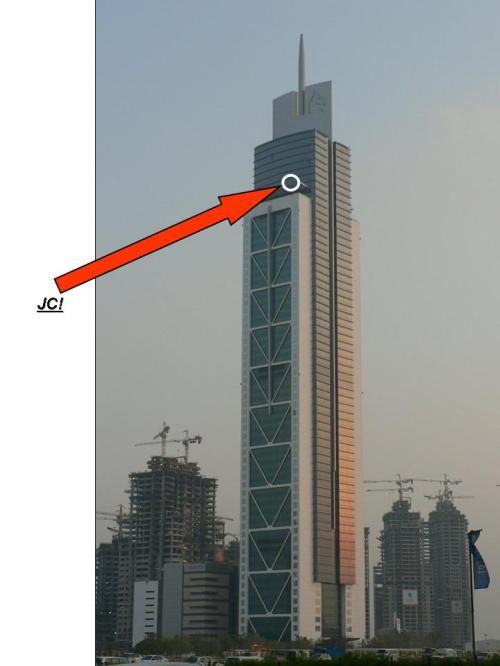 Millenium Tower @ Sheikh Zayed Road, Dubai